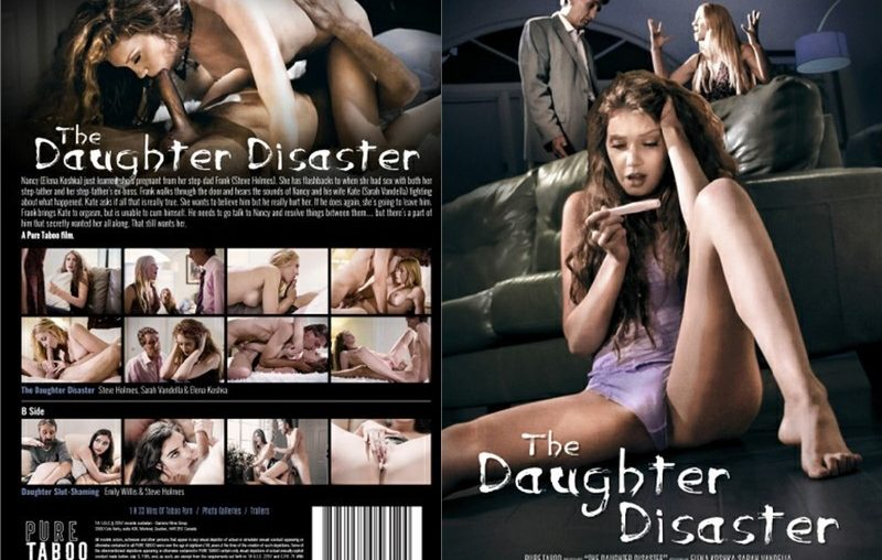 0025. The Daughter Disaster XXX (2019) WEB-DL