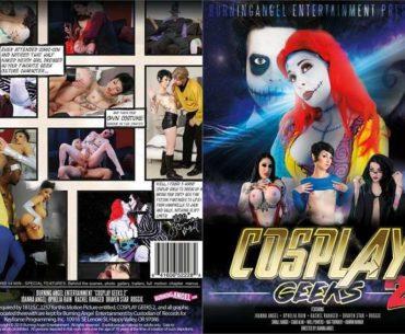 0033. Cosplay Geeks 2 XXX (2016) DVDRip