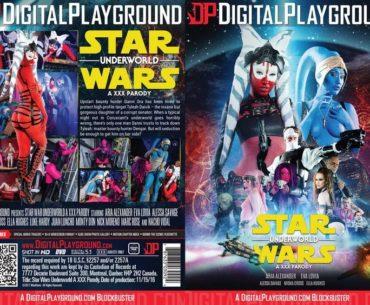 0088. Star Wars Underworld A XXX Parody XXX (2016) DVDRip