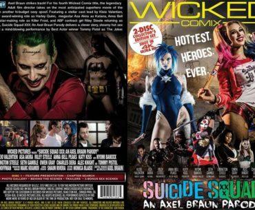 0097. Suicide Squad XXX An Axel Braun Parody XXX (2016) DVDRip
